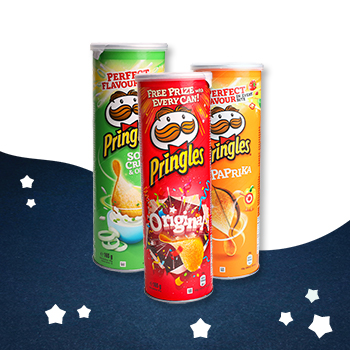 Pringles čips