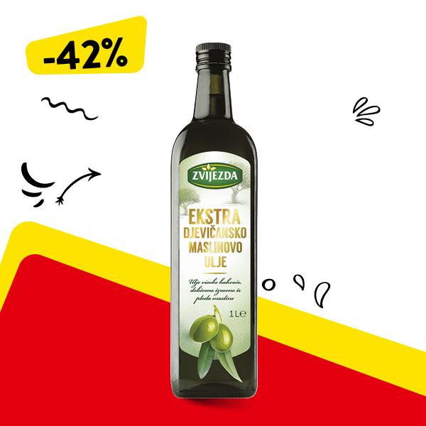 Ekstra djevičansko maslinovo ulje